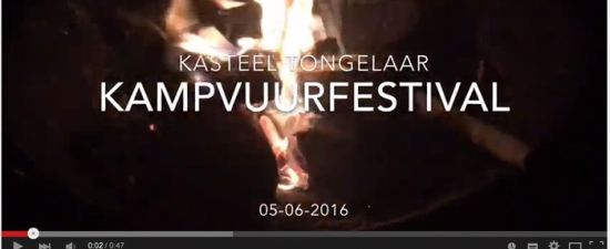 Aftermovie Kampvuurfestival 2016
